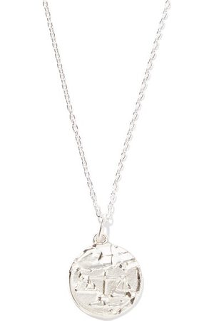 Alighieri Libra Sterling- Necklace - Mens