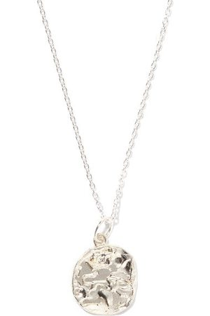 Alighieri Leo Sterling- Necklace - Mens