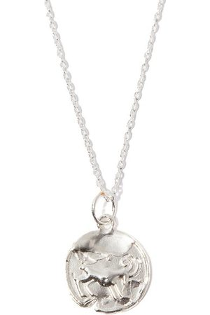 Alighieri Men Necklaces - Aries Sterling- Necklace - Mens