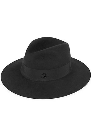 Le Mont St Michel Henrietta Waterproof Rabbit Fur Felt Fedora