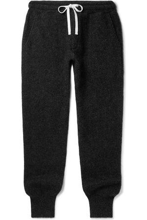 YINDIGO AM Tapered Cashmere Sweatpants
