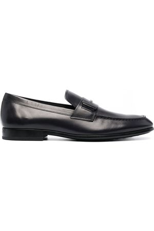 Tod's T-buckle loafers