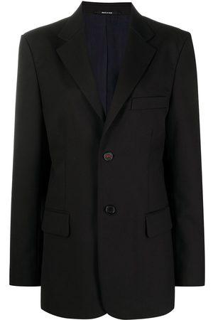 Maison Margiela Single-breasted blazer jacket