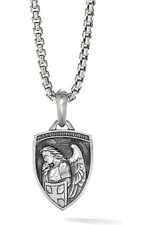 David Yurman St. Michael Enhancer Amulet