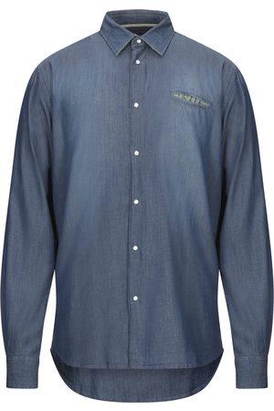 RECYCLED Men Denim - Denim shirts