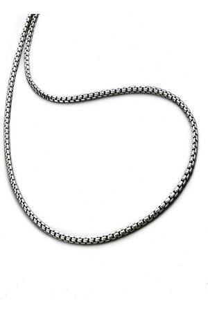 David Yurman Men Necklaces - Medium Box Chain Necklace