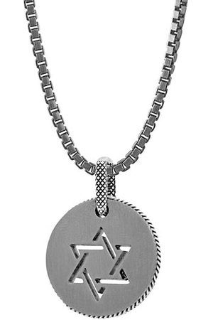 Tateossian Men Necklaces - Talisman Star Pendant Necklace