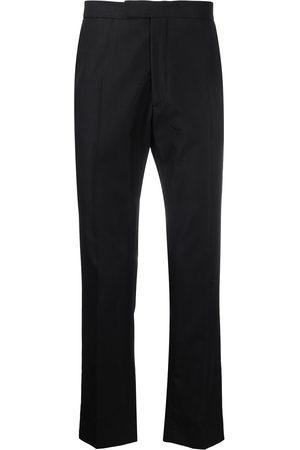 Raf Simons Men Formal Pants - Zip-detail tailored trousers