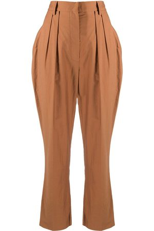 Nanushka Reya cropped trousers