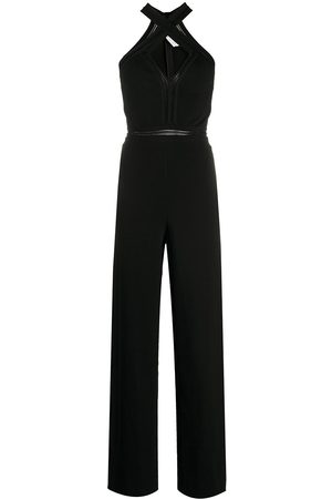 Stella McCartney Criss-cross front jumpsuit
