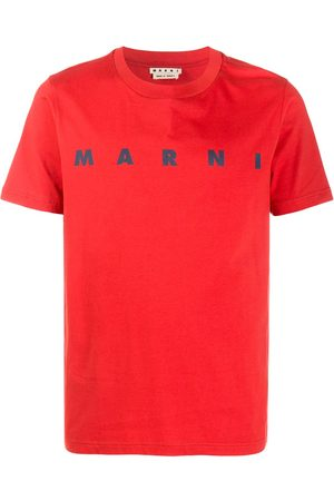 Marni Logo printed T-shirt