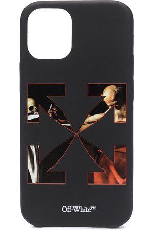 OFF-WHITE Caravaggio print iPhone 12 case
