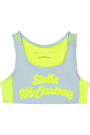 Stella McCartney Logo sports bra