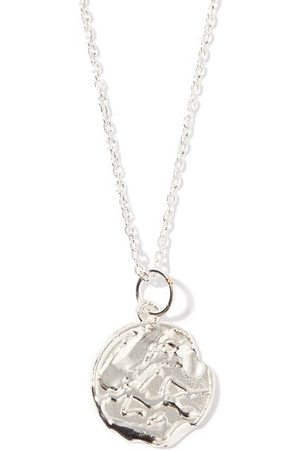 Alighieri Virgo Sterling- Necklace - Mens