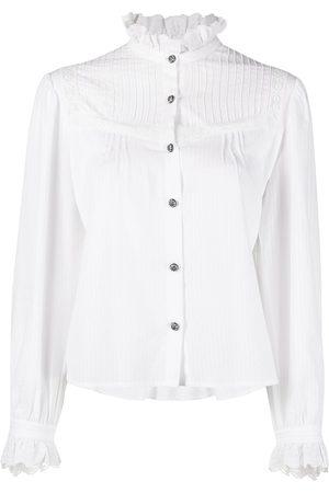 Etro Women Long sleeves - Long-sleeve pie-crust shirt