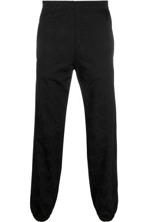 Roberto Cavalli Men Joggers - Jacquard logo track trousers