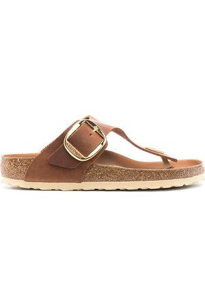 Birkenstock Women Sandals - Gizeh buckle sandals