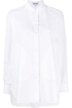 Kenzo Panelled shirt