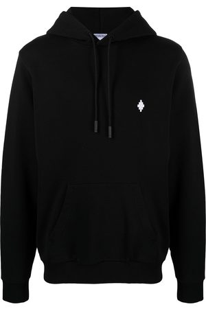 MARCELO BURLON Men Hoodies - Cross logo hoodie