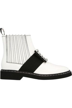Roger Vivier Viv Rangers anke boots