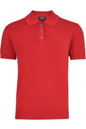 A.P.C. Women Polo Shirts - Mathilda polo