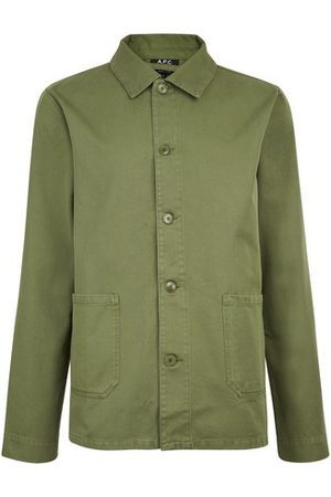 A.p.c. Men Jackets - Kerlouan jacket