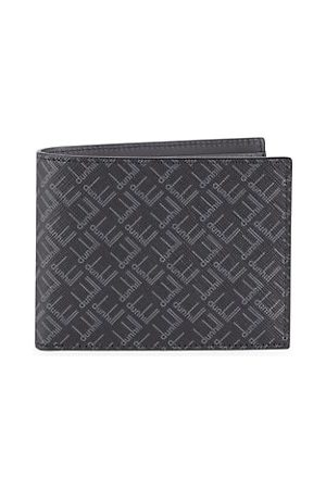 ALFRED DUNHILL Signature Leather Billfold Wallet