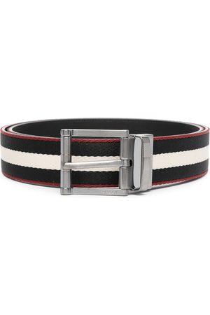 Bally Taylan striped belt