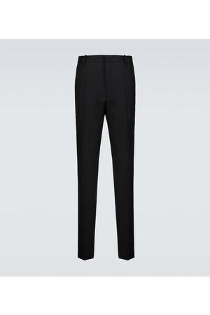 Jil Sander Slim-fit wool formal pants