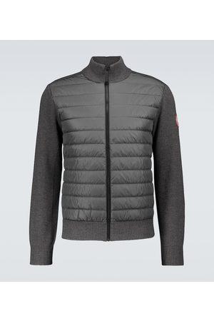 Canada Goose Men Jackets - HyBridge knitted jacket