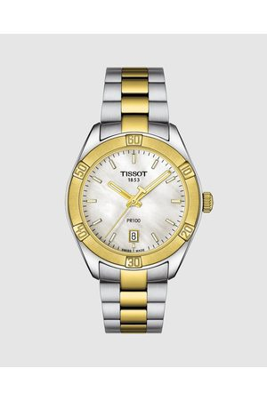 Tissot Women Watches - PR 100 Sport Chic - Watches ( & ) PR 100 Sport Chic
