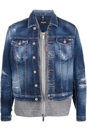 Dsquared2 Men Denim Jackets - Denim jacket