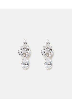Stephanie Browne Women Earrings - Queenie Earrings - Jewellery (Rose ) Queenie Earrings
