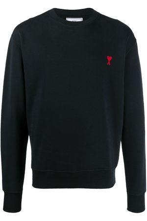 Ami Ami de Cœur-embroidered sweatshirt
