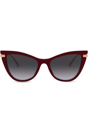 Dolce & Gabbana Cat-eye frame sunglasses