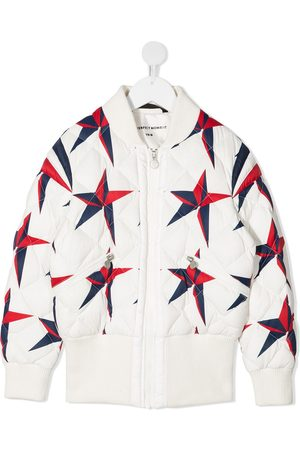 Perfect Moment Star-print padded jacket