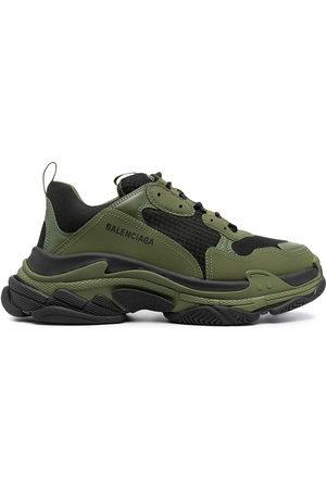 Balenciaga Men Sneakers - Multi-panel design sneakers