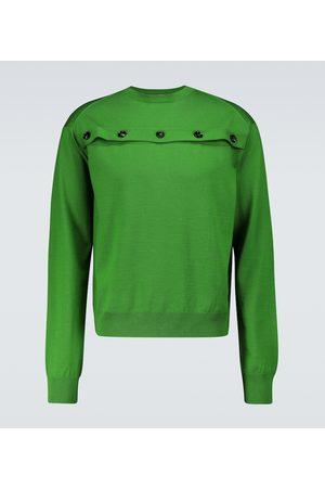 Bottega Veneta Men Turtlenecks - Merino wool turtleneck sweater
