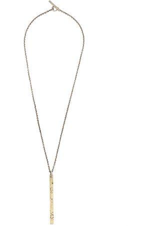 PARTS OF FOUR Necklaces - Plate Necklace