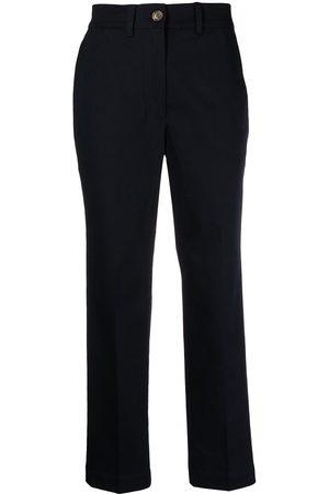 Moncler Women Pants - Cropped trousers