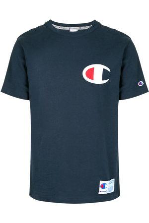 Champion Logo patch crew neck T-shirt