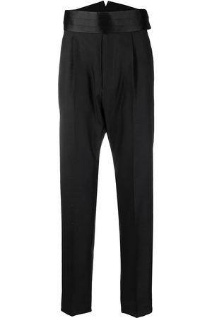 Dsquared2 Men Formal Pants - Layered-detail tailored trousers