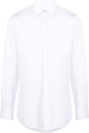 Dsquared2 Plain cotton shirt