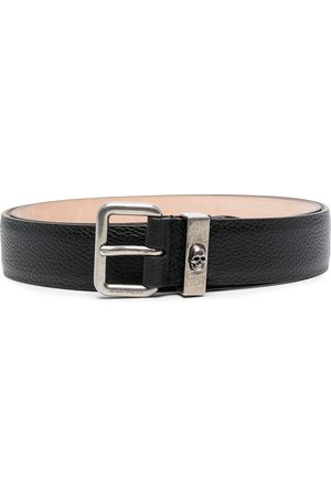 Alexander McQueen Men Belts - Skull identity belt