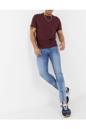 Only & Sons Skinny jeans in light blue