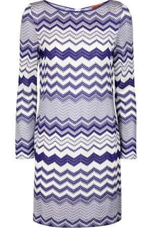 Missoni Zigzag knit minidress