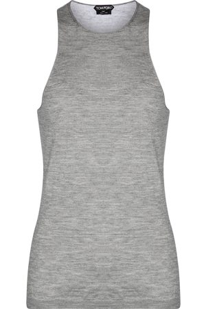 Tom Ford Cashmere and silk tank top