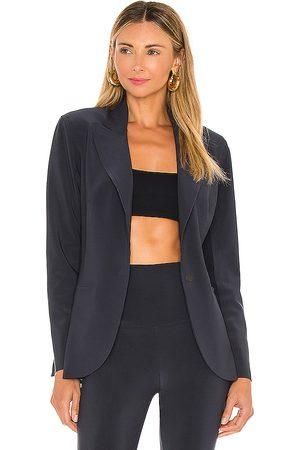 Norma Kamali Single Breasted Jacket in .