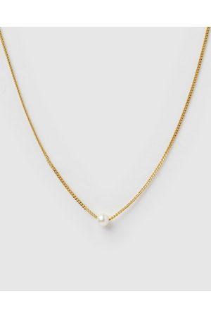 Izoa Delicate Freshwater Pearl Necklace - Jewellery Delicate Freshwater Pearl Necklace