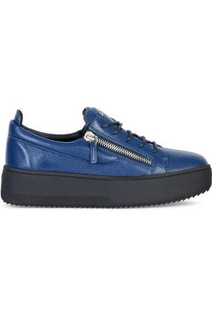 Giuseppe Zanotti Men Sneakers - Chunky side-zip trainers